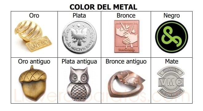 Acabados del metal