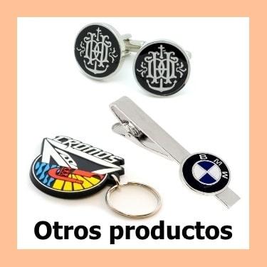 Otros productos personalizados